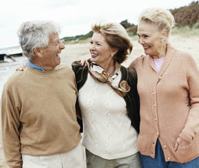 Lifestyle options at Senior Resource Group LLC