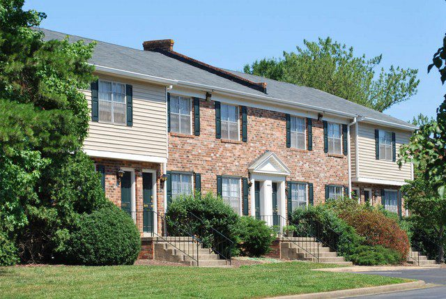 Charming brick exterior Foxchase