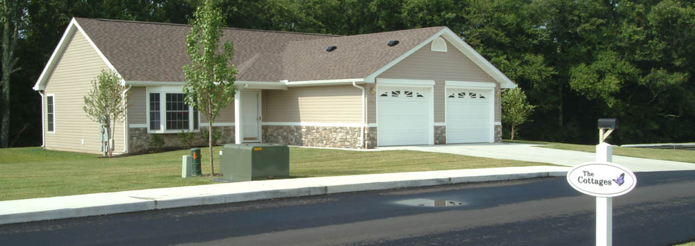 Cottages at Barboursville indpendent senior living