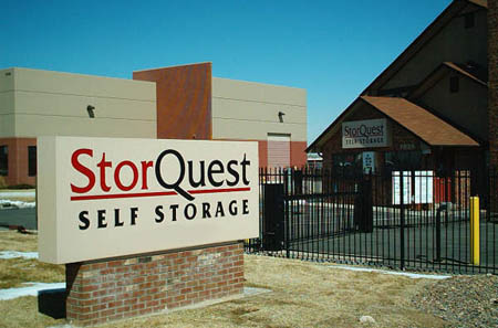 Welcome to self storage in Centennial, CO