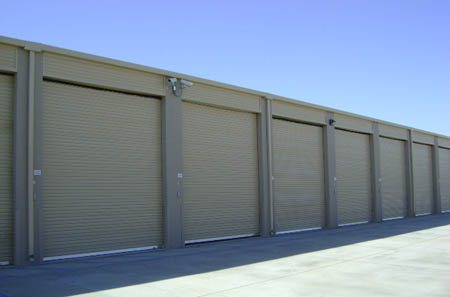 Indio self Storage units at StorQuest RV/Boat Storage