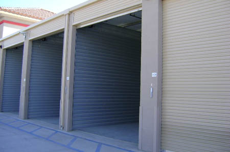 Palm Springs & Indio Exterior Storage Units