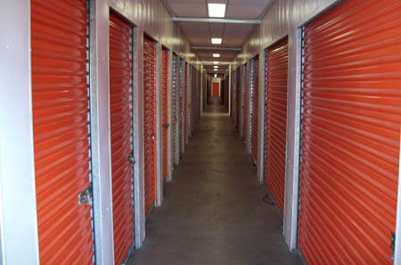 Ontario self storage units