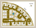 Venu at Galleria Condominium Rentals site plan
