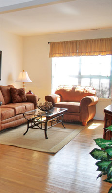 Foxchase apartments in Richmond, VA available for rent.
