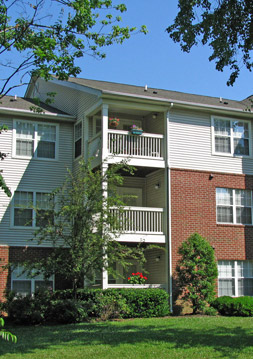 Balconies at Legends at Virginia Center apartments in glen allen, va