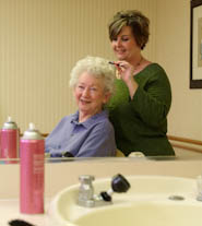 Garden View Care Center of O'Fallon respite care is solution when a caregiver of a stay-at-home adult needs a vacation