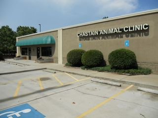 Front 2sm Chastain Animal Clinic