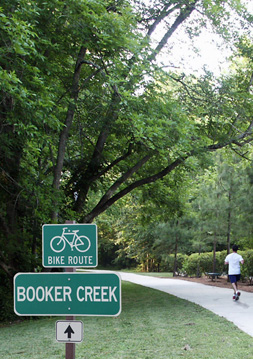 Trail Booker Creek Townhouse Apartments