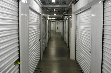 Interior storage units for rent in Central Los Angeles