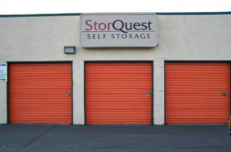 Storage units in San Leandro