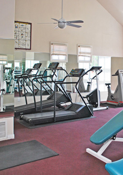 Fitness Palm Villas at Whitney Ranch