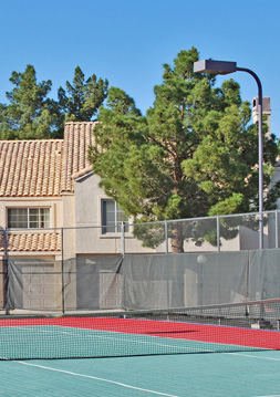 Tennis Palm Villas at Whitney Ranch