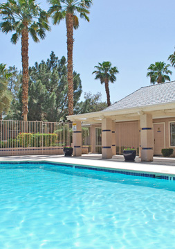 Pool Rancho Mirage
