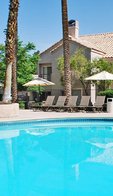 Henderson apartments for rent at Palm Villas at Whitney Ranch