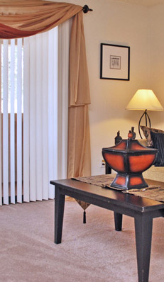 Las Vegas apartments for rent at Rancho Mirage have great amenities.