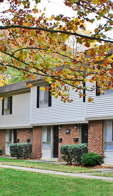 Brook Hill Townhouse Apartments has student apartments in Raleigh with great amenities.