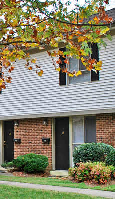 Raleigh apartments for rent at Brook Hill Townhouse Apartments