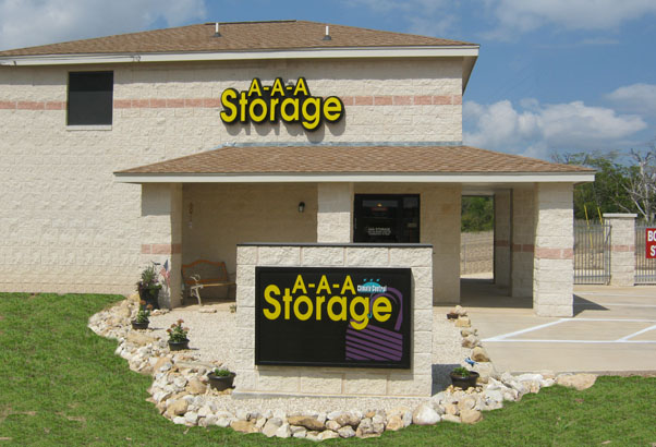 rent storage from AAA, please choose a location near you
