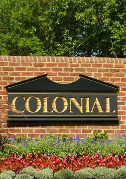 Contact apartments richmond at Colonial