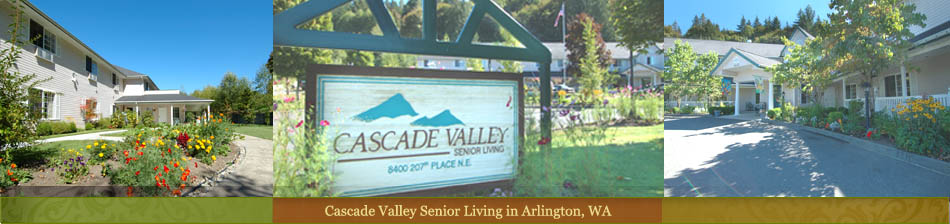 Cascade Valley Senior Living in Arlington