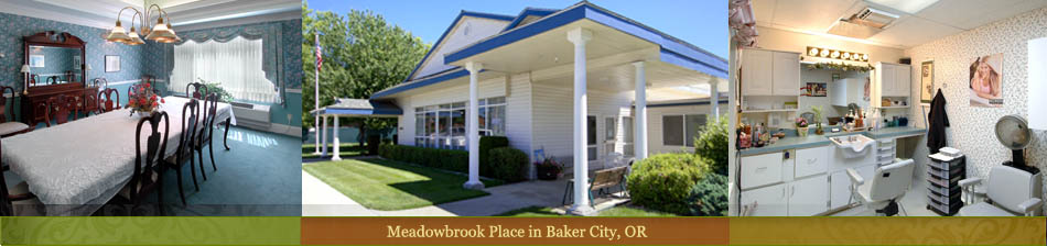 Meadowbrook Senior Living in Baker City
