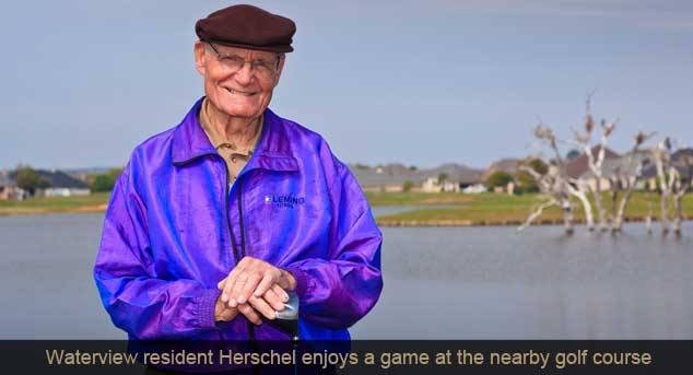 Wv herschel golf Legend Retirement Corporation