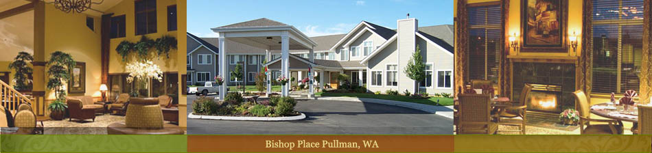 Our beautiful assisted living community in Pullman, WA