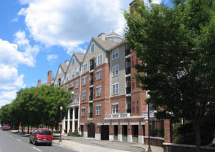 Downtown Stamford Apartment homes