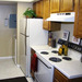 Kitchen at our Austin Aapartment rentals