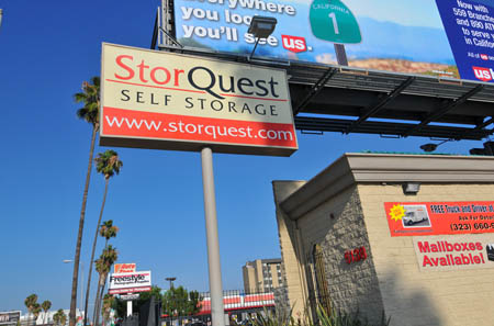 Welcome to self storage in Los Angeles, CA