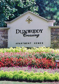 Sandy springs apartments contact information for Dunwoody Crossing