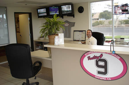 Professional office management is available at Oxnard self storage