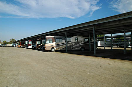 Moreno Valley and Riverside Boat & RV storage
