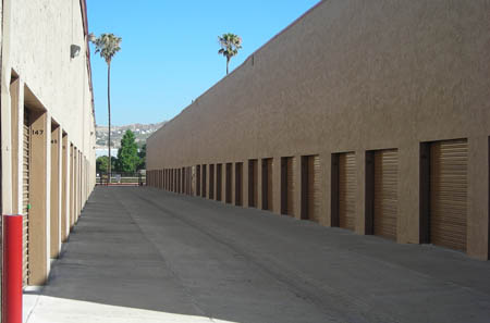 Exterior Storage Units in Riverside & Corona CA