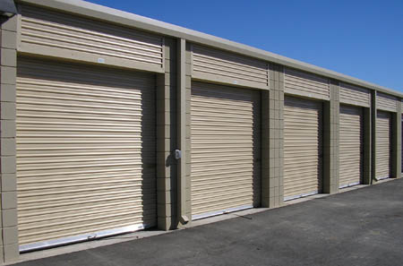 Storage Units at StorQuests Self Storage units