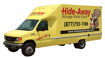 Florida Truck and Van Rentals Self Storage