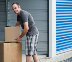 Self Storage FAQS at CargoBay.
