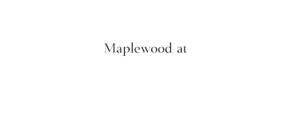 Maplewood at Danbury
