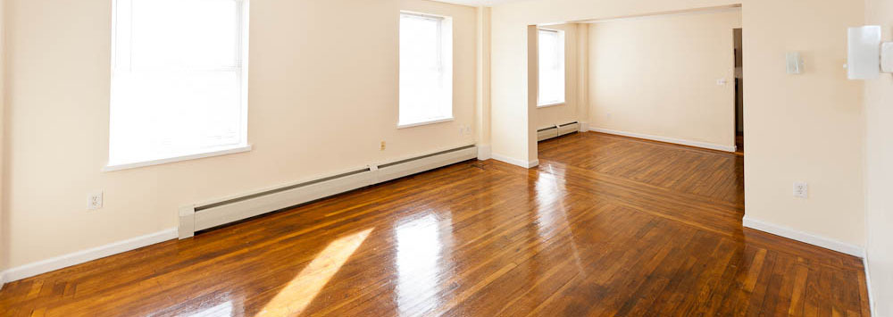 Apartments in Bridgeport, CT with elegant wood floors