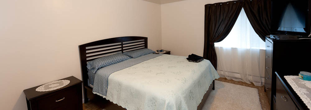Our Bridgeport two bedroom apartments feature spacious bedrooms