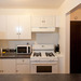 Ellsworth apartments featuring fully equipped kitchens.