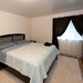 Master bedroom at our Bridgeport apartment rentals