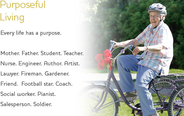 Highgate Senior Living offers a purposeful life at our communities.