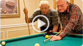 Life at Highgate Senior Living is purpose driven