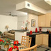 Fully equipped kitchens Irongate Apartment Homes
