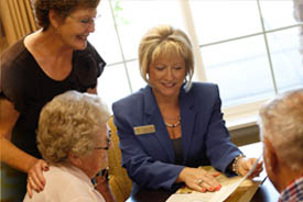 Learn more about careers at Highgate Senior Living