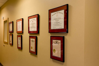 The Veterinary Hospital in Port Orchard, WA has various certifications