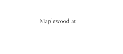 Maplewood at Darien