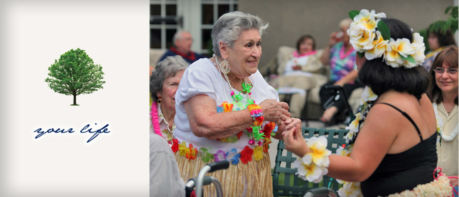 Your life at Maplewood Senior Living